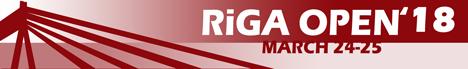 Riga Open 18